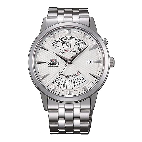 Orient Reloj Analógico para Hombre de Automático con...