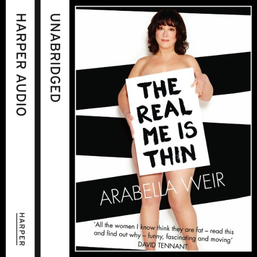 The Real Me Is Thin audiobook cover art