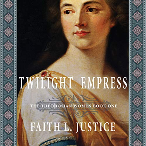 Twilight Empress audiobook cover art