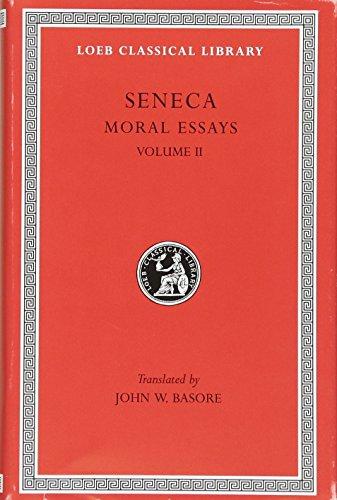 Seneca: Moral Essays: De Consolatione ad Marciam. De Vita Beata. De Otio. De Tranquillitate Animi. De Brevitate Vitae. De Consolatione ad Polybium. De Consolatione ad Helviam: 002