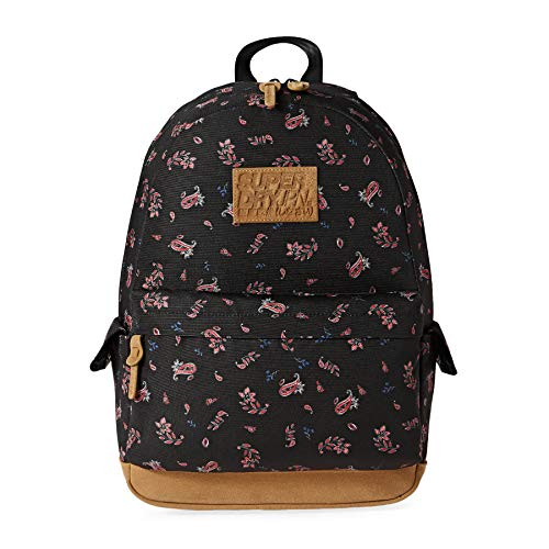 Superdry Women's Print Edition Montana Backpack, Paisley Ditsy