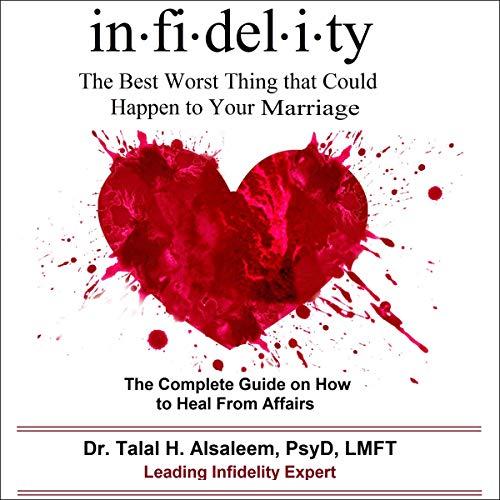 Infidelity audiobook cover art