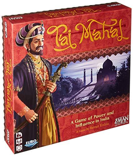 Z-Man Games ZMG010 Taj Mahal
