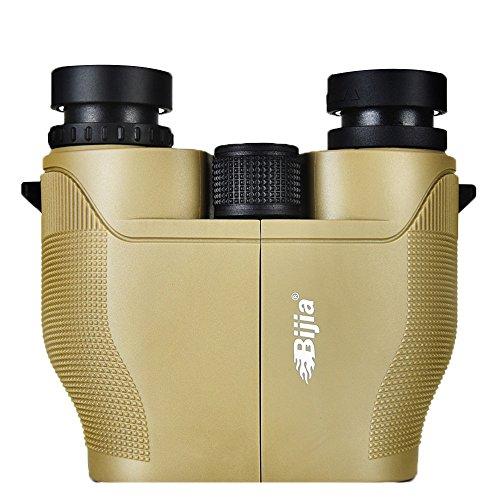 PIGE 10X25 108 m / 1000 m Sports Militaire Optique Binoculaire Télescope Spotting Scope pour la Chasse Camping Randonnée Voyage Concert Antichoc étanche