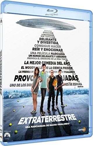 El Extraterrestre [Blu-ray]