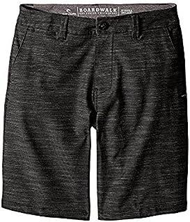 リップカール Rip Curl Kids キッズ 男の子 ショーツ 半ズボン Black Mirage Jackson Boardwalk Shorts [並行輸入品]