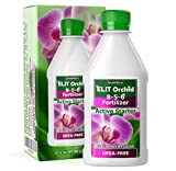 Orchid Plant Food Active Starter 8-5-6 Liquid Orchid Fertilizer for All Orchids