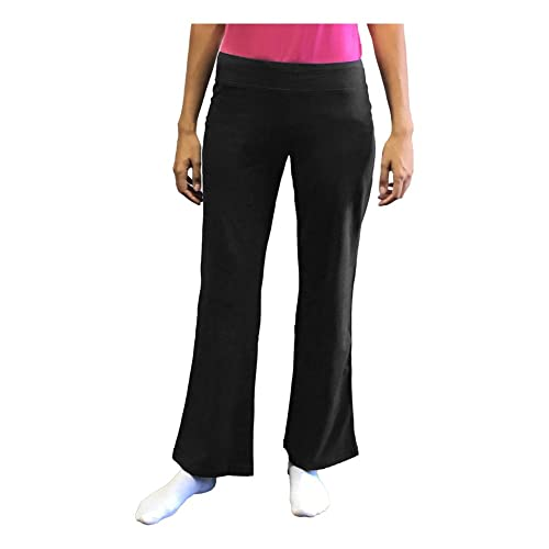 f8dc69f99b730 Danskin Now Plus Size Women's Dri More Bootcut Pants - Yoga, Fitness,  Activewear