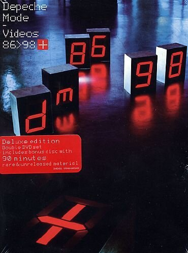 Depeche Mode : The Videos 86 - 98 - Édition 2 DVD