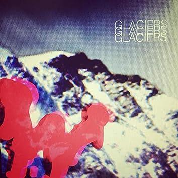 Glaciers (feat. Lucid Dreams)