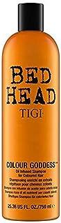 Tigi Colour Goddess - Oil Infused, Shampoo per Capelli Colorati, 750 ml