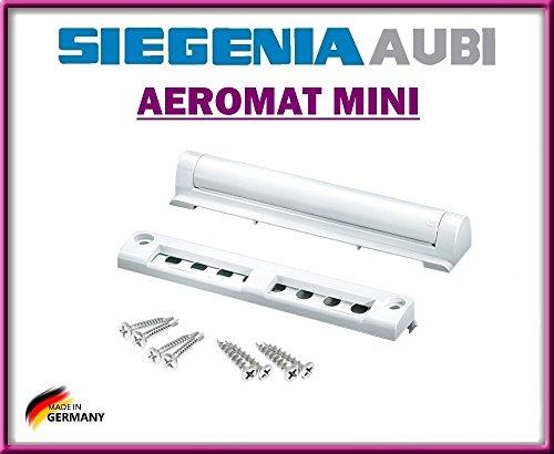 Fensterlüftungssystem Aeromat Mini mit Drehverschluss!!! Geeignet für alle Fenster!!!