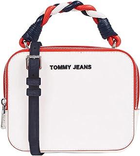 Tommy Jeans - Damenhandtasche mit geflochtenem Griff