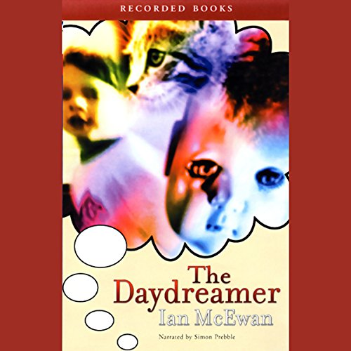 The Daydreamer  audiobook cover art