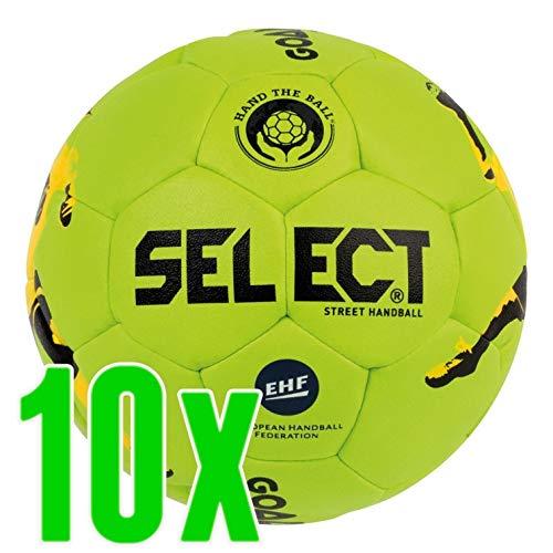 Sarango Sport Select Handball Goalcha grün 10er Paket NEU, Wähle Deine Größe:42cm