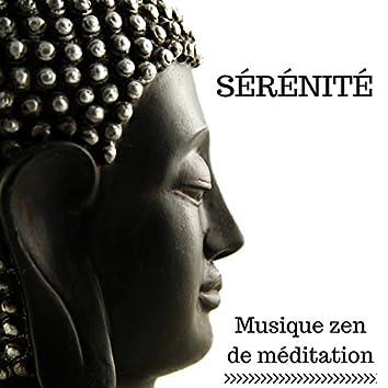 Sérénité: Musique zen de méditation avec son de la nature pour bien-être