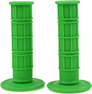 """7/8"""" 22mm and 24mm Universal Motorcycle Grips Hand Grips for Kawasaki KX65 KX85.."""