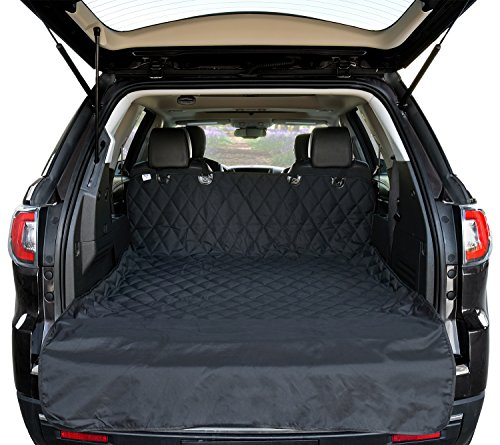 Arf Pets SUV Cargo Liner Cover for SUVs and Cars, Waterproof Material, Non Slip Backing, Extra...