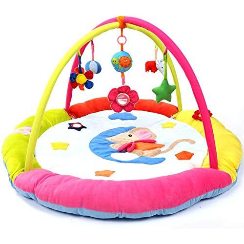 Peluche Bébé Tapis De Jeu Bébé Jouets Nouveau-Né Doux Ramper Tapis Playmat Bébé Gym Toddler Enfants Activité Tap Early Early Apaisez Jouet