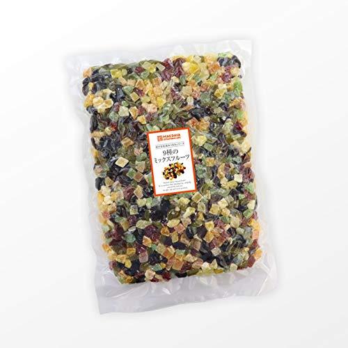 ドライフルーツミックス ミックスフルーツ (900g) 9種類の贅沢ドライフルーツ 女性に嬉しい果物サプリメント ビタミン、食物繊維、鉄分、カリウム、ポリフェノール