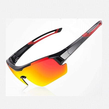 f72d6fea7e Qinmo Con lentes envolventes transparentes antivaho y resistentes a los  arañazos y asas antideslizantes, gafas