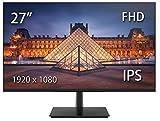 JN-IPS270FHD [フルHD 27インチ液晶ディスプレイ HDMI VGA 75Hz]