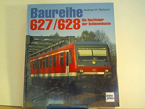 Baureihe 627/628. Die Nachfolger der Schienenbusse.