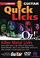 Killer Metal Licks: The Wizard of Oz: Quick Licks [DVD] [Import]