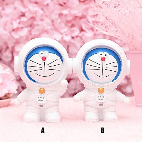HIL Nueva Alcancía, Creativo Astronauta Alcancía, Doraemon Resina Alcancía, La Decoración del Hogar Decoración De La Resina del Regalo De Cumpleaños, M