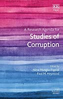 A Research Agenda for Studies of Corruption (Elgar Research Agendas)
