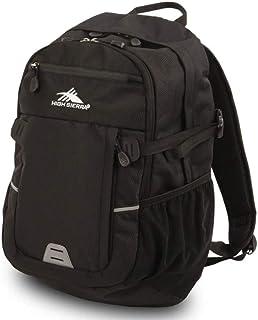 High Sierra Shield Laptop Backpack, Black, 24 L Capacity