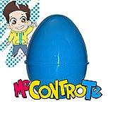 LIBROLANDIA Me Contro Te (Lui) - Super PASQUALONE SORPRESONE Uovo di Pasqua Contenitore con Gadget