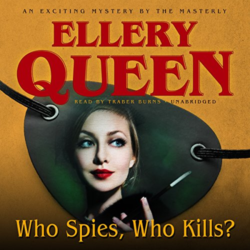 Who Spies, Who Kills? cover art
