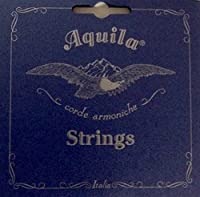 Aquila Sugar Series ソプラノウクレレ弦 Low-Gタイプ セット弦 AQSU-SLW 151U