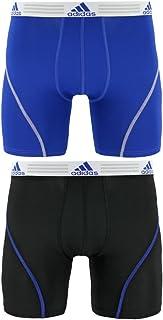 adidas Men's Sport Performance Climalite Boxer Brief...