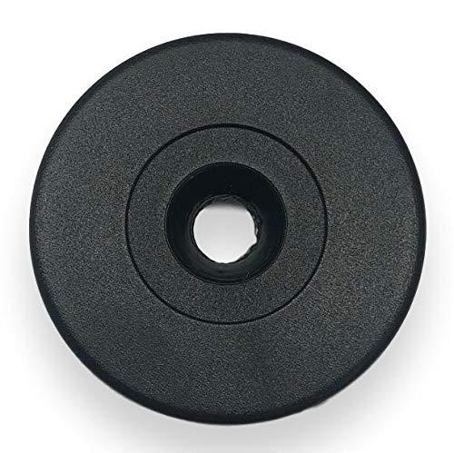 10 x NFC Tags | NXP Chip NTAG213 | 144 Bytes Memory | Ronde Stickers | Harde 30mm ABS Disc Tag, 5.20mm Dikte | Op Metaal |Sterke 3M Lijm | Hoge Scansterkte.