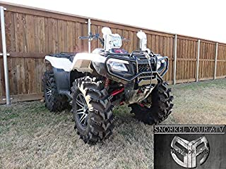 2014-19 Rubicon 500 Warrior Riser Snorkel kit Without LED Light By SYA 0038