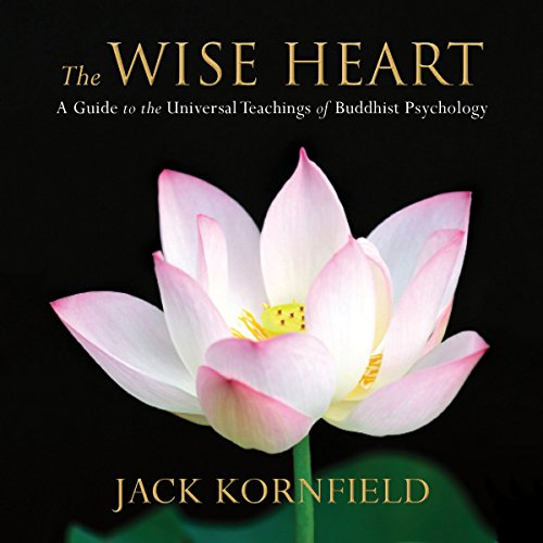 The Wise Heart audiobook cover art