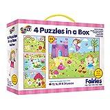 Galt America- Toys Mi Primer Puzle - Hadas, Multicolor (Galt 1004738) , color, modelo surtido