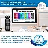 Zoom IMG-2 kollykolla borraccia d acqua sportiva