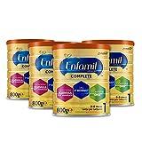 4x Enfamil Premium Complete 1 Latte per lattanti fino a 6 mesi 800g
