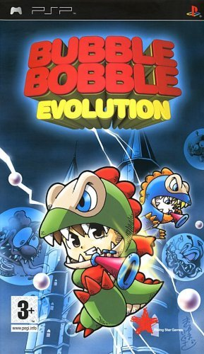 Bubble Bobble Evolution (PSP) by Codemasters