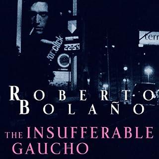 The Insufferable Gaucho audiobook cover art