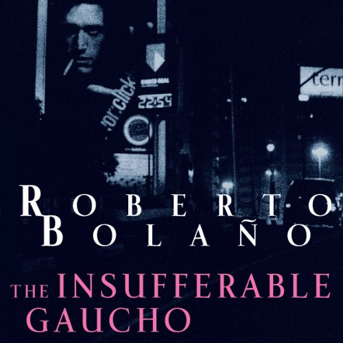 The Insufferable Gaucho audiobook cover art