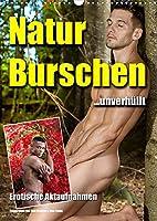 Naturburschen unverhuellt (Wandkalender 2022 DIN A3 hoch): Erotische Maennerfotografie (Monatskalender, 14 Seiten )