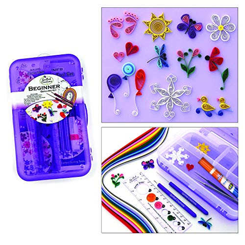 Quilled Creations Q400 Beginner Quilling Kit