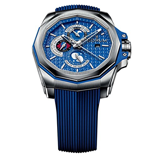 Corum Admiral's Cup Ac-One 45 Tides Men's 45mm Automatic Date Watch A277/02401