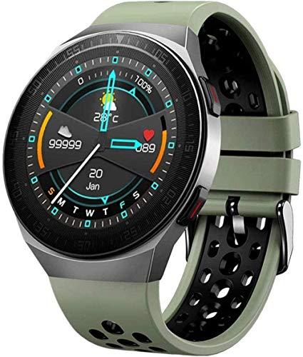 Reloj inteligente de 8 GB de gran capacidad independiente compatible con llamadas Bluetooth reloj inteligente adecuado para teléfonos Android compatible con iPhone C-B