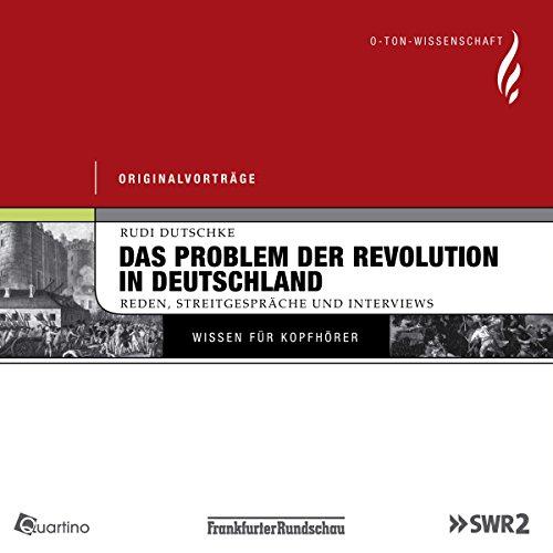 Das Problem der Revolution in Deutschland Titelbild