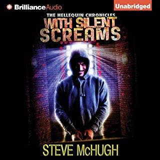 With Silent Screams audiobook cover art